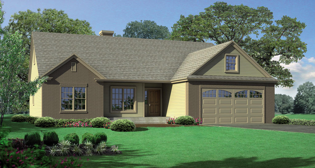 Grafton mountain modular homes inc new home models for Ranch model homes